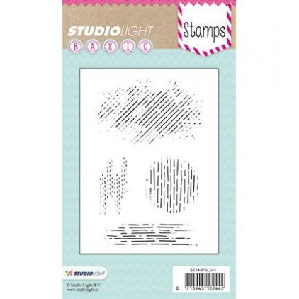 Set of clear stamps - Studio Light - A6 -Basic - STAMPSL242