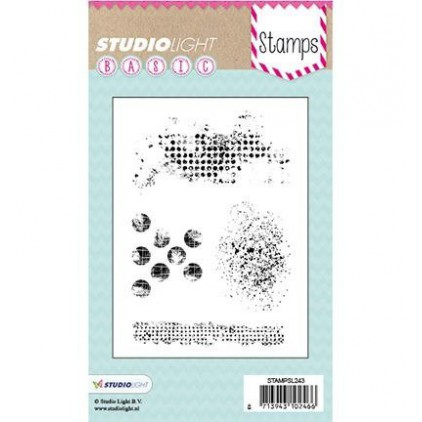 Set of clear stamps - Studio Light - A6 -Basic - STAMPSL243
