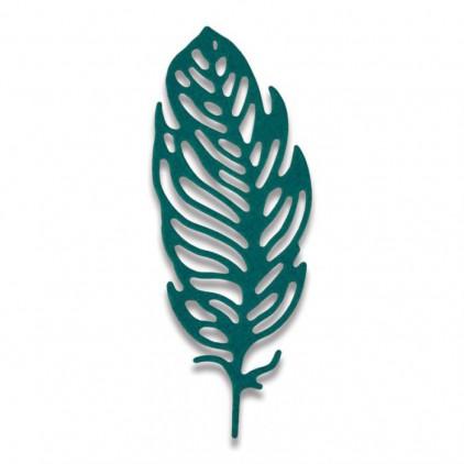 Wykrojniki - Sizzix - Thinlits - 662855 - Floral fold