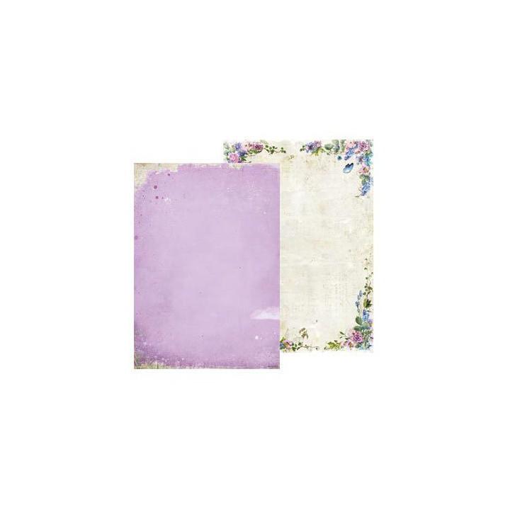 Papier do tworzenia kartek i scrapbookingu A4 - Studio Light - Home & Happiness - BASISHH228