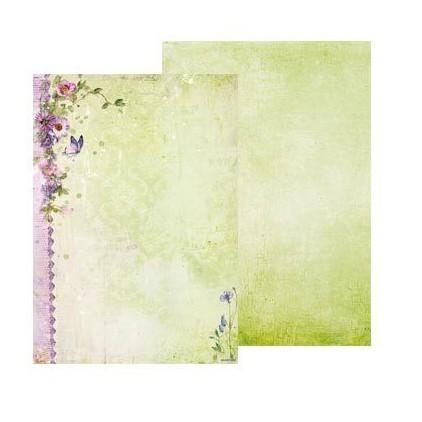 Papier do tworzenia kartek i scrapbookingu A4 - Studio Light - Home & Happiness - BASISHH230