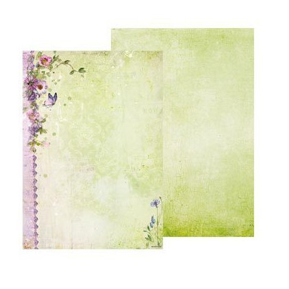 Scrapbooking paper A4 - Studio Light - Home & Happiness - BASISHH230
