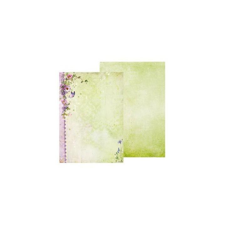 Papier do tworzenia kartek i scrapbookingu A4 - Studio Light - Home & Happiness - BASISHH229
