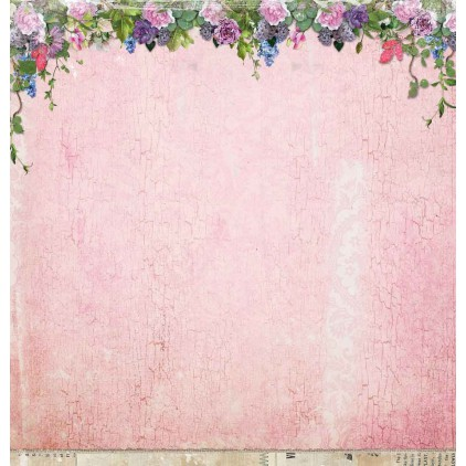 Papier do tworzenia kartek i scrapbookingu - Studio Light - Home & Happiness SCRAPHH04