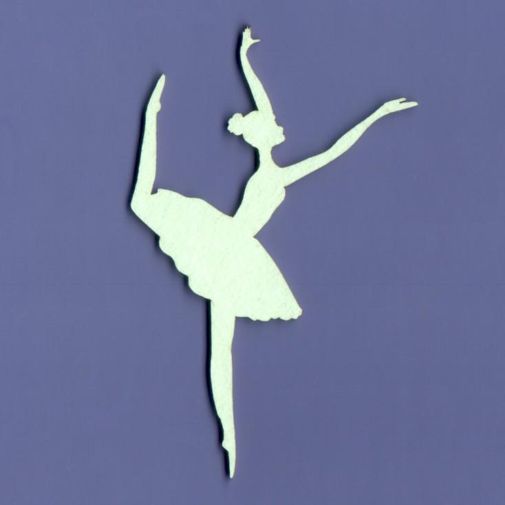 Cardboard element - Crafty Moly - Ballerina 3 - G2