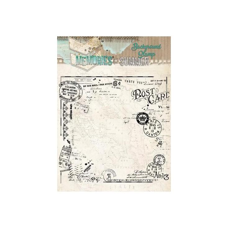 Stemple / pieczątki - Studo Light - 14x14 - Memories of Summer - STAMPM292