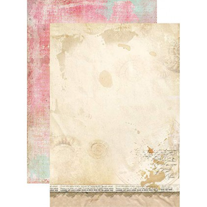 Papier do tworzenia kartek i scrapbookingu A4 - Studio Light - Memories of Summer - BASISMS260
