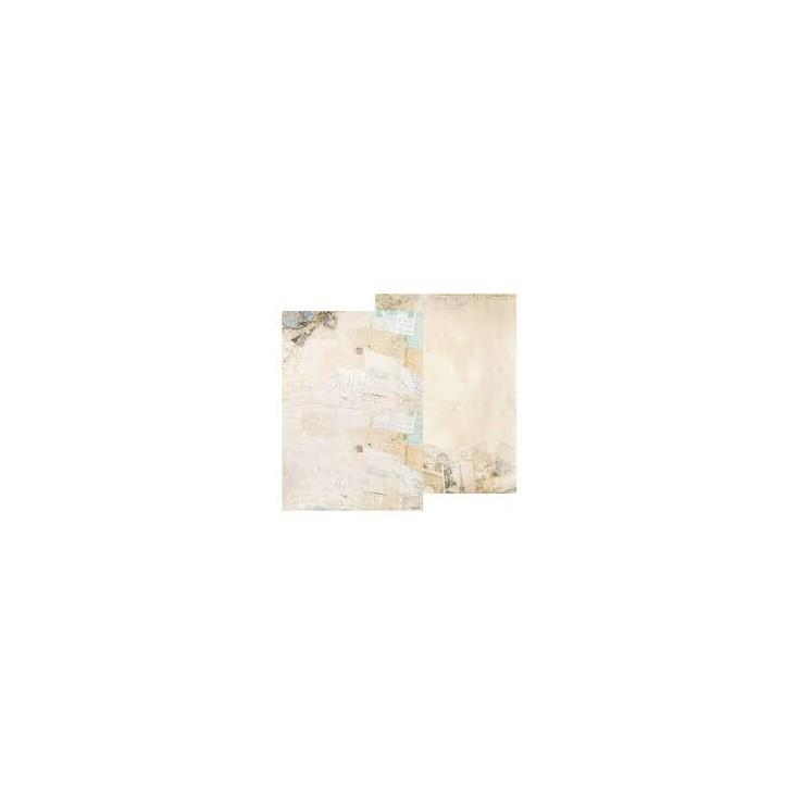 Papier do tworzenia kartek i scrapbookingu A4 - Studio Light - Memories of Summer - BASISMS262