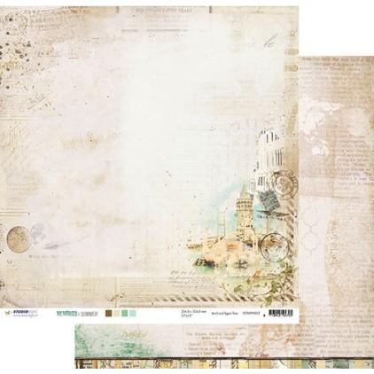 Papier do tworzenia kartek i scrapbookingu - Studio Light - Memories of summer SCRAPMS02