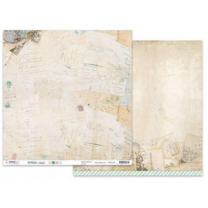 Scrapbooking paper - Studio Light - Memories of summer SCRAPMS03
