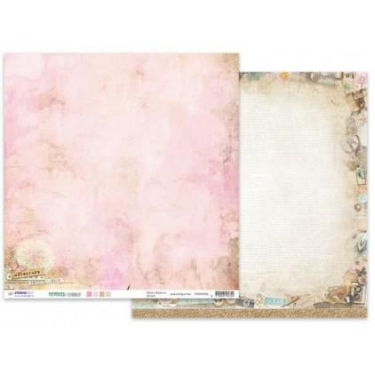 Papier do tworzenia kartek i scrapbookingu - Studio Light - Memories of summer SCRAPMS04