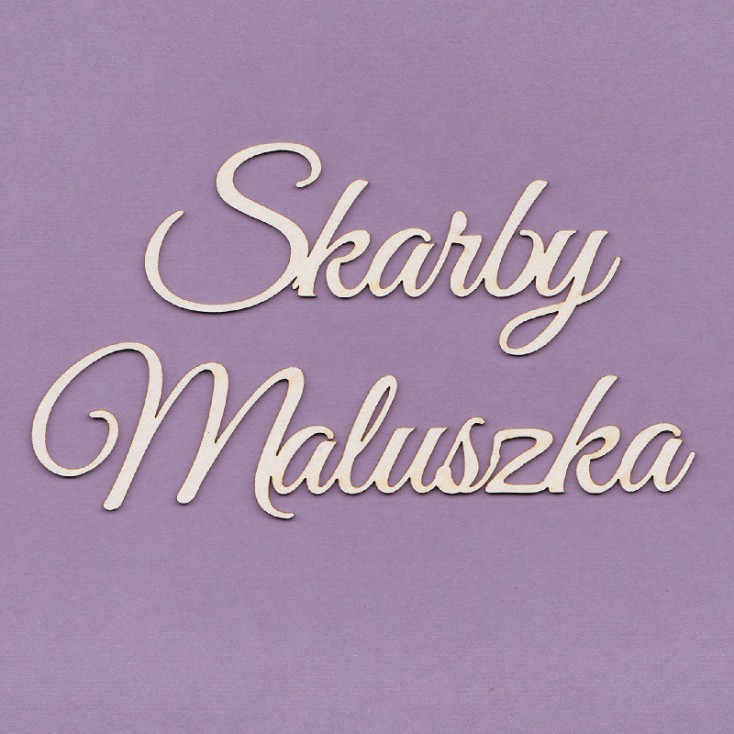Tekturka - Crafty Moly - Skarby Maluszka, mały G3