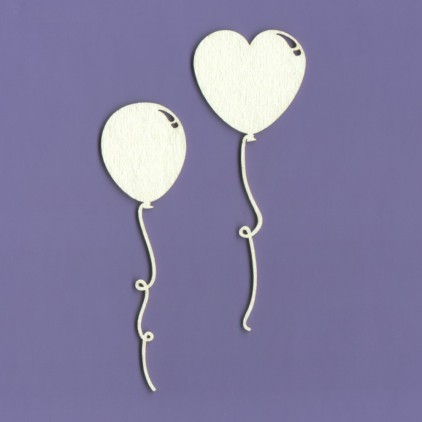 Tekturka -Crafty Moly - Baloniki- G4