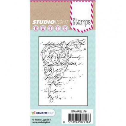 Set of clear stamps - Studio Light - 7,5x10,5 - Basic STAMPSL178
