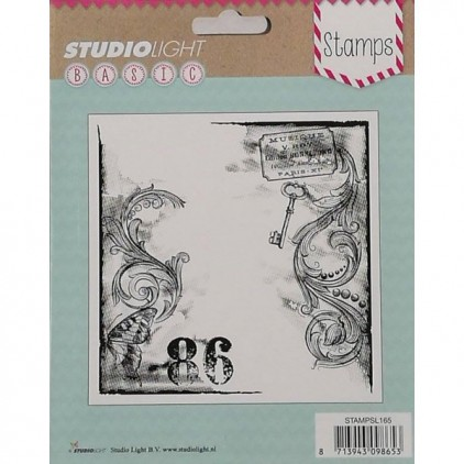 Set of clear stamps - Studio Light - 14x14 - Basic STAMPSL165
