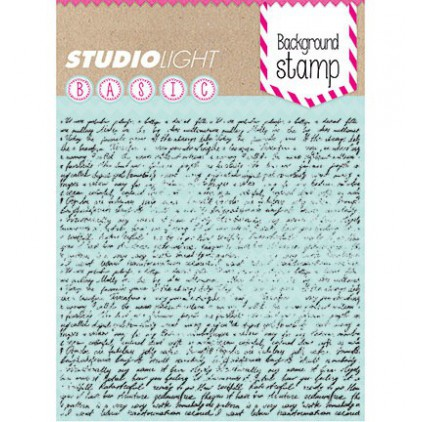 Set of clear stamps - Studio Light - 14x14 - Basic STAMPSL194