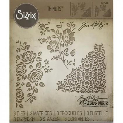 Die cut - Sizzix - Thinlits - 662688 - Mixed media 5