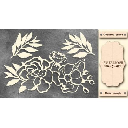 Kwiaty - Tekturka - Fabrika Decoru FDCH 302