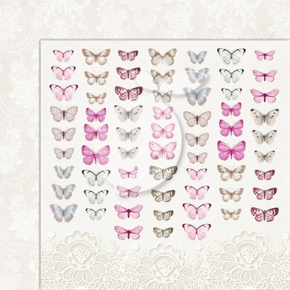 Double sided scrapbooking paper - Next to me 05