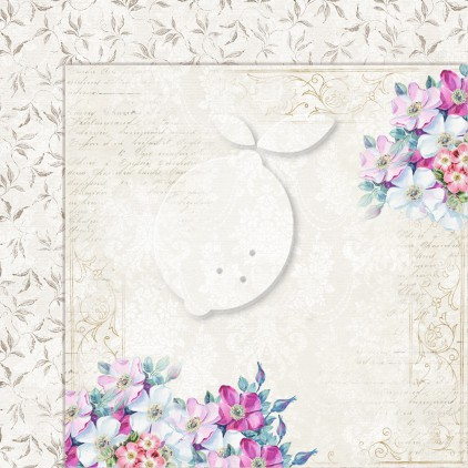 Double sided scrapbooking paper - Next to me 03