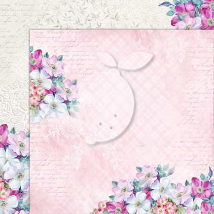 Double sided scrapbooking paper - Next to me 02