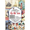 Decorer - Set of mini scrapbooking papers - By the sea