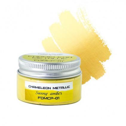 Camaleon paint 01 - Fabrika Decoru - sunny amber- 30ml