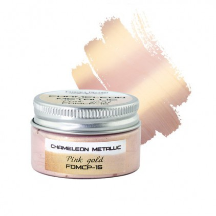 Camaleon paint 15 - Fabrika Decoru - pink gold- 30ml