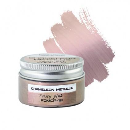 Camaleon paint 18 - Fabrika Decoru - dusty pink- 30ml