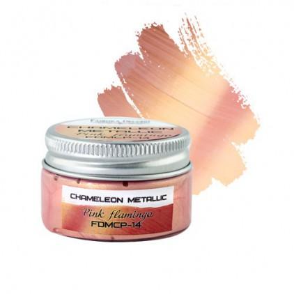 Farbka kameleonowa 14 - Fabrika Decoru - pink flamingo - 30ml