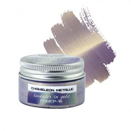 Camaleon paint 16 - Fabrika Decoru - lavender in gold - 30ml