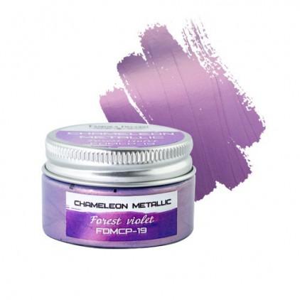 Camaleon paint 19 - Fabrika Decoru - forest violet - 30ml
