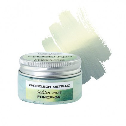 Camaleon paint 04 - Fabrika Decoru - golden mint - 30ml