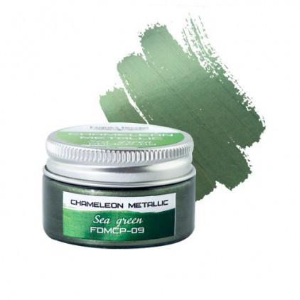 Camaleon paint 09 - Fabrika Decoru - sea green - 30ml