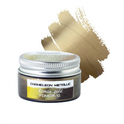 Camaleon paint 10 - Fabrika Decoru - Roman gold - 30ml