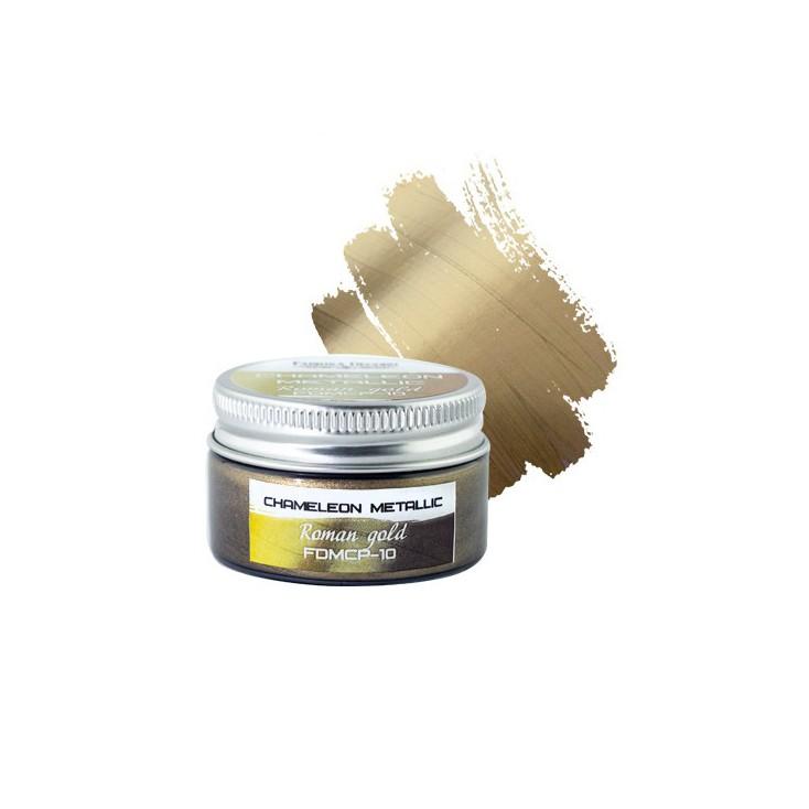 Camaleon paint 10 - Fabrika Decoru - Roman gold -  30ml
