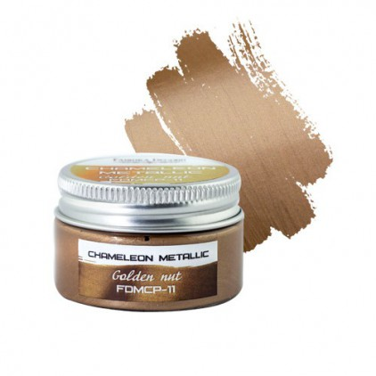 Camaleon paint 11 - Fabrika Decoru - Golden nut - 30ml