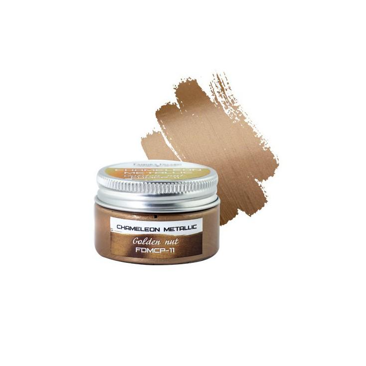 Camaleon paint 11 - Fabrika Decoru - Golden nut - 30ml