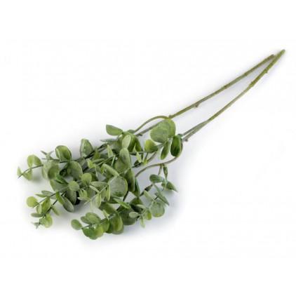 Gałązka eukaliptusa - 1 szt. - zielony