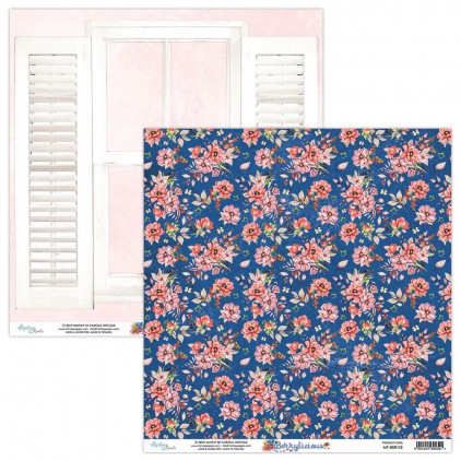 Scrapbooking paper - Mintay Papers - Berrylicious 05