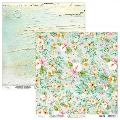 Papier do scrapbookingu - Mintay Papers - Paradise 04