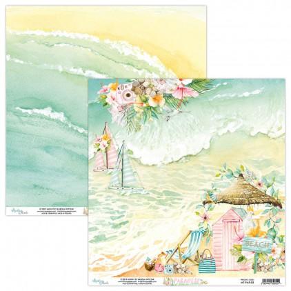 Papier do scrapbookingu - Mintay Papers - Paradise 03