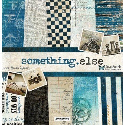 Set of scrapbooking papers - ScrapAndMe - Something.else
