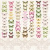 Pad of scrapbooking papers - House of roses EXTRA 6x6