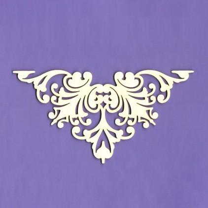 ornamenty Majestic 2 tekturka - Crafty Moly 433