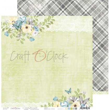 CC-PD-LPB-24A-02 Scrapbooking paper 30 x 30 cm - Lovely Prince 2 - Craft O clock