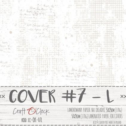 CC-OK-7L Laminated paper for album art M - Craft O Clock