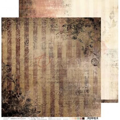CC-PD-VB-F3-04 Scrapbooking paper 30 x 30 cm - Vintage Bisou 04 - Craft O clock