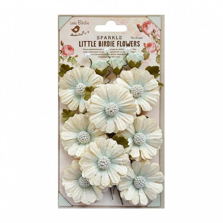 CR72087 - kwiatki papierowe - Little Birdie - Jessica Ocean