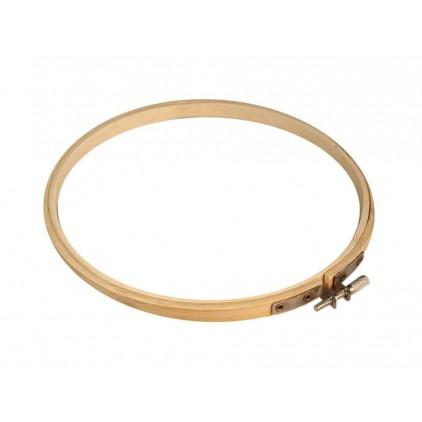 Dreamcatcher wooden hoop Ø 16 cm